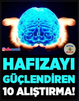 Hafizayi Guclendiren 10 Alistirma
