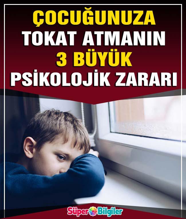 Çocuğunuza Tokat Atmanın 3 Büyük Psikolojik Zararı 2