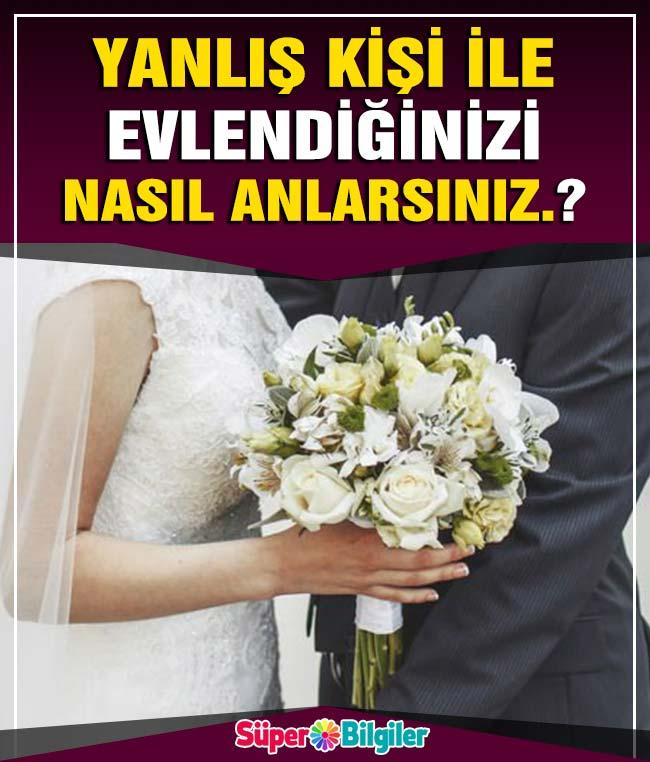 Yanlış kişi ile evlendiğinizi nasıl anlarsınız? 2